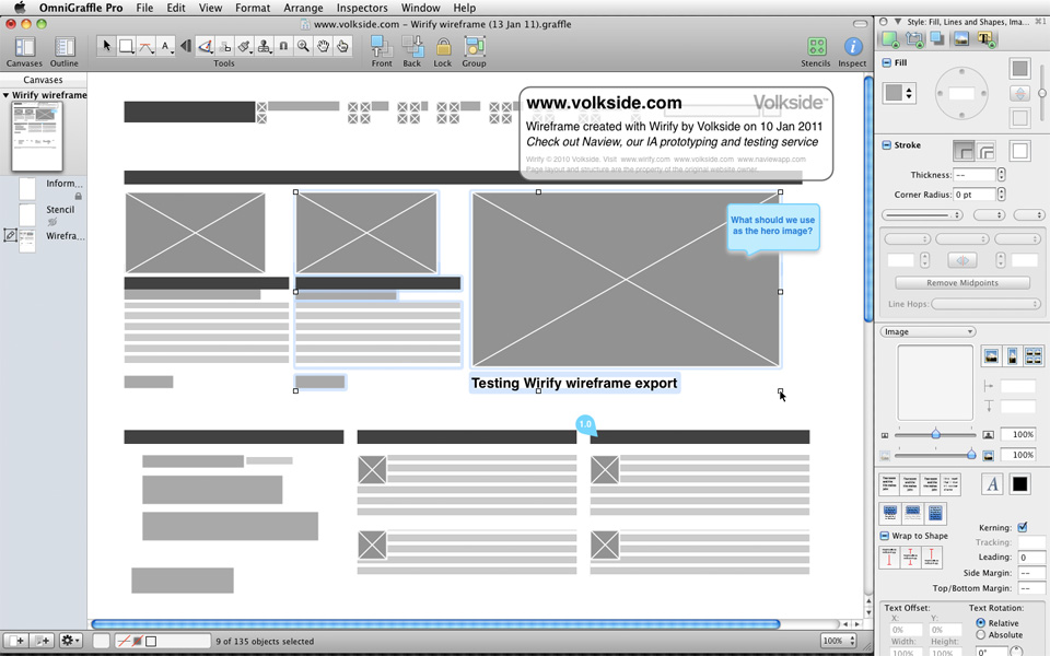 Editing-exported-Wirify-wireframe-in-OmniGraffle